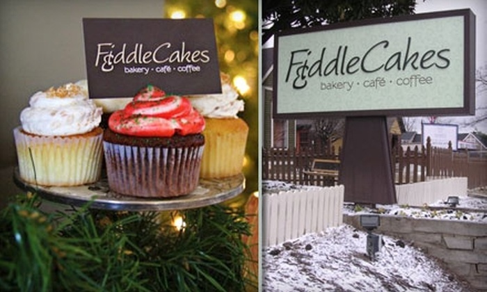 FiddleCakes - Woodland in Waverly: $10 for $20 Worth of Fresh-Baked Goods, Sandwiches, Coffee, and More at FiddleCakes
