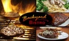 Backyard Bistro - Southwest Raleigh: $10 for $22 Worth of Barbecue and Drinks at Backyard Bistro