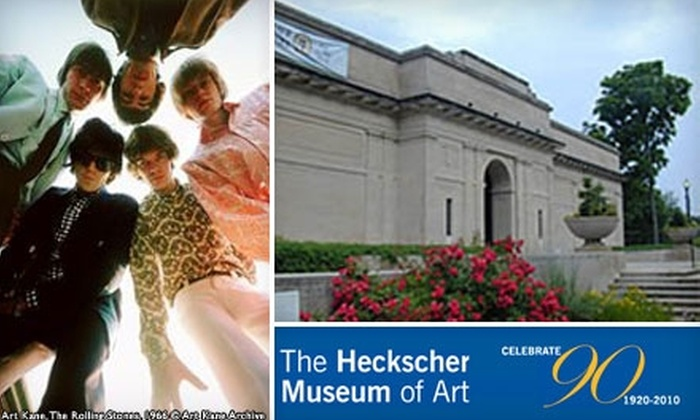 The Heckscher Museum of Art - Huntington: $8 for Two Adult Admission Tickets ($16 Value) to The Heckscher Museum of Art in Huntington