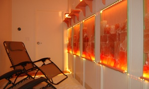 Philosophi Salon: One or Three Salt Room Sessions for an Individual or Couple at Philosophi Salon (Up to 80%Off)