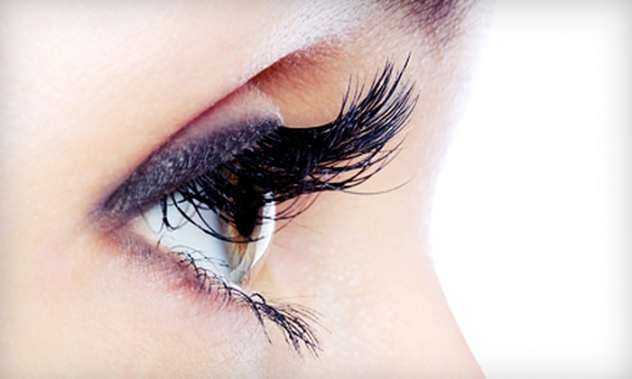 Chasity I. Shepard at Fusion Salon - Jenks: Eyelash Extensions With or Without a Fill-In at Chasity I. Shepard at Fusion Salon in Jenks (51% Off)