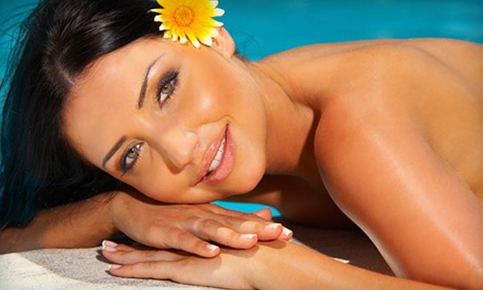 Sunsational Tan - Brookfield: $29 for Three Custom Spray Tans at Sunsational Tan in Brookfield ($89.97 Value)