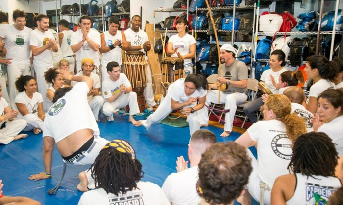 Capoeira Training Center - Multiple Locations: $50 for $200 Worth of Martial-Arts Lessons — Capoeira Training Center