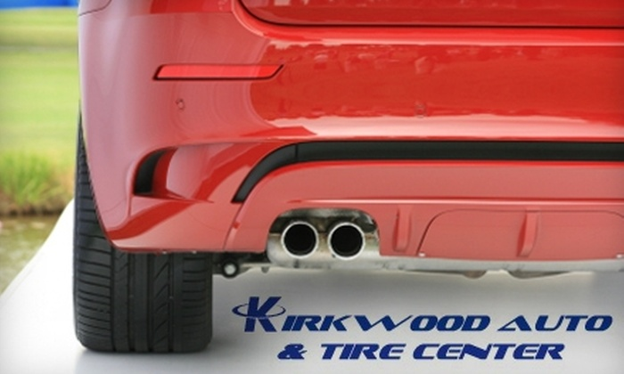 Kirkwood Auto Center - Pike Creek-Central Kirkwood: $19 for an Oil Change and Tire Rotation at Kirkwood Auto Center ($50 Value)