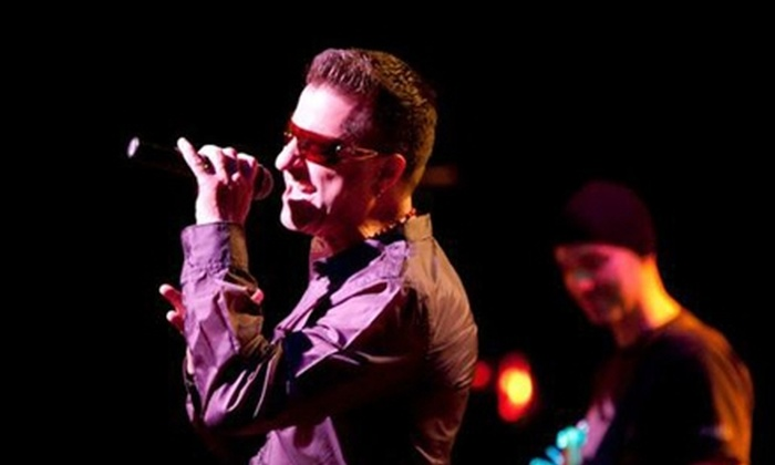 Canal Room - Tribeca: $15 for Two Tickets to U2 Tribute Show by the Unforgettable Fire at the Canal Room (Up to $40 Value). Three Dates Available.