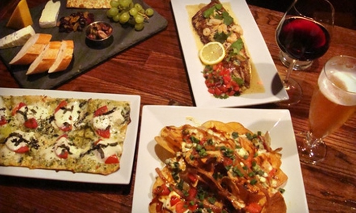 Sterling's Bistro - Sterling Heights: $20 for $40 Worth of American Cuisine and Drinks at Sterling's Bistro in Sterling Heights