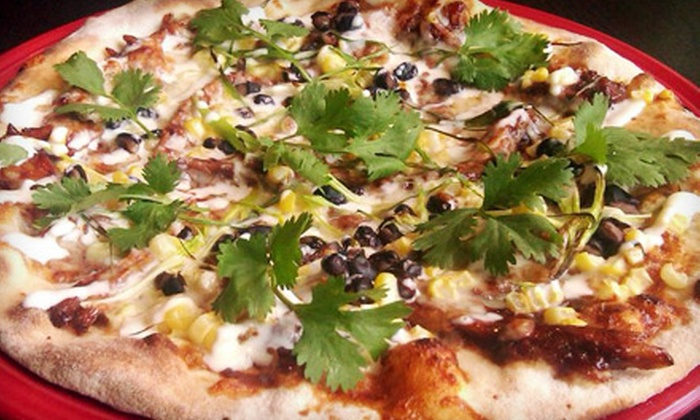 Stone Hearth Pizza - Multiple Locations: $15 for $30 Worth of Gourmet Pizza, Sandwiches, and Pasta at Stone Hearth Pizza