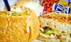 Quinton's Bar and Deli Des Moines - Multiple Locations: $7 for $15 Worth of Sandwiches, Burgers, and Soups at Quinton's Bar & Deli in Coralville or Iowa City