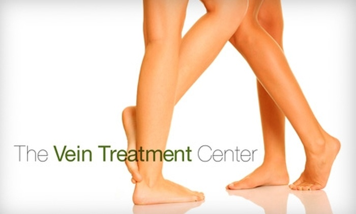 Vein Treatment Center - Upper East Side: $199 for a Vein Consultation and Sclerotherapy Session at the Vein Treatment Center
