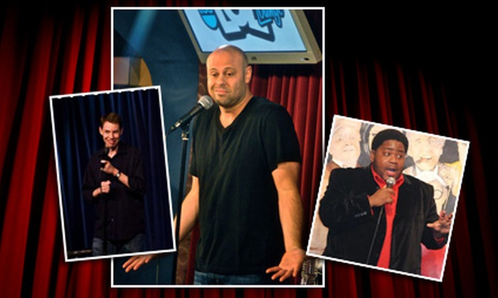 Comedy Cafe - Lower East Side: Comedy Cafe Admission for Four or Eight