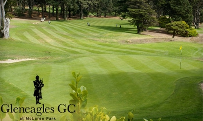Gleneagles Golf Course - Walnut Creek: $24 for Nine Holes of Golf for Two Players at Gleneagles Golf Course