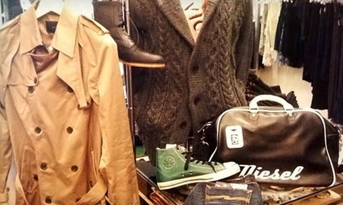 Hub Clothing - Downtown Scottsdale: $50 for $100 Worth of Men's and Women's Apparel at Hub Clothing in Scottsdale