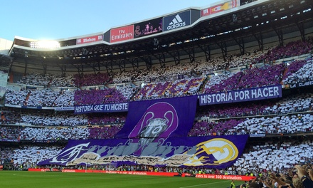 Madrid: 2 noites para 1 pessoa com pequeno-almoço e bilhete para jogo do Real Madrid ou Atlético de Madrid desde 159€