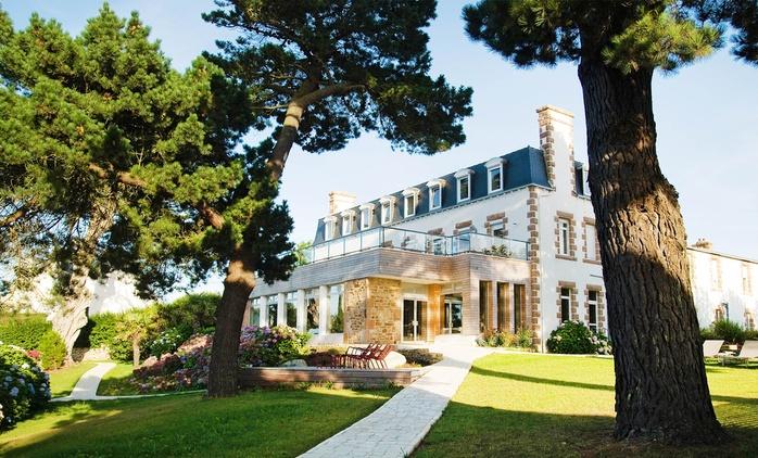 Bretagne : 1 à 3 nuits avec petit déjeuner et accès au spa au Relais du Silence Les Costans 3* de Perros-Guirec pour 2