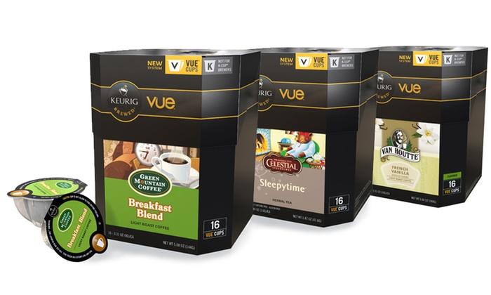Keurig Vue V600 Brewing System Groupon Goods