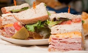 Payton's Place: Diner Cuisine for Dine-In or Carryout for Two or Four at Payton's Place (Up to 63% Off)