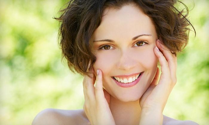 The Green Bath & Beauty Company - Kingston: One or Three Classic or Moisturizing Facials at The Green Bath & Beauty Company (Up to 63% Off)
