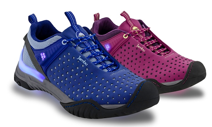 Jambu Ambient Walker Too Women's Sneakers: Jambu Ambient Walker Too Women's Sneakers in Blue or Purple. Multiple Sizes Available. Free Shipping and Returns.