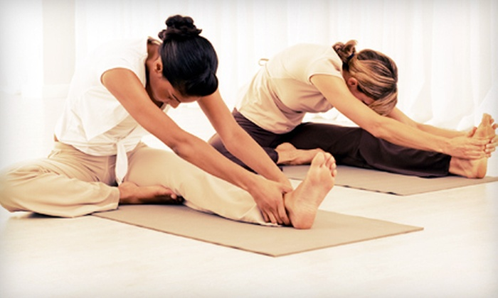 Raja Yoga of Philadelphia - Philadelphia: 10 or 25 Classes at Raja Yoga of Philadelphia (Up to 86% Off)