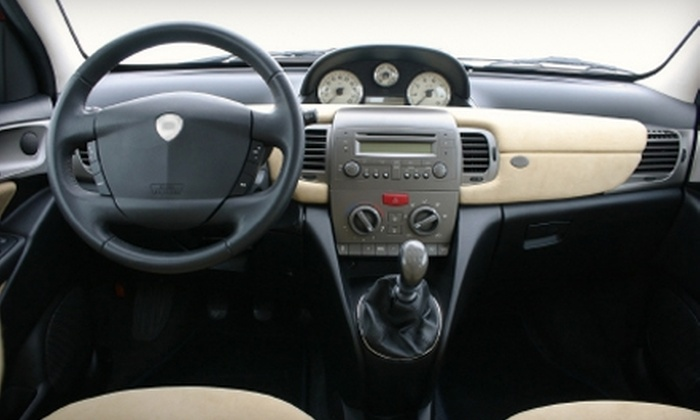Tender Car Auto Detailing - Clock Tower Acres: $75 for Platinum Detail Package at Tender Car Auto Detailing