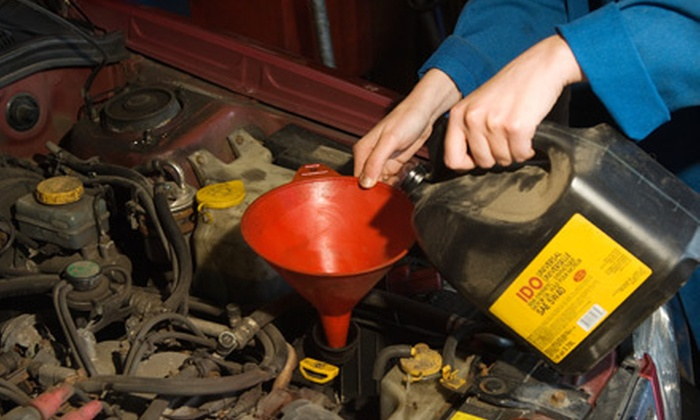 Tower Chrysler Dodge Jeep Ram - Southwood: $20 for an Oil Change Including 15-Point Inspection and Tire-Pressure Check at Tower Chrysler Dodge Jeep Ram ($69.95 Value)