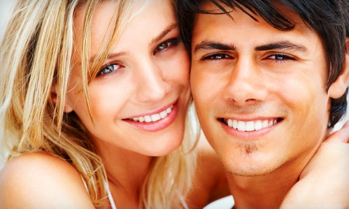 Bei Capelli Salon - Lubbock: One or Three Beyond WhiteSpa Teeth-Whitening Treatments at Bei Capelli Salon (Up to 56% Off)