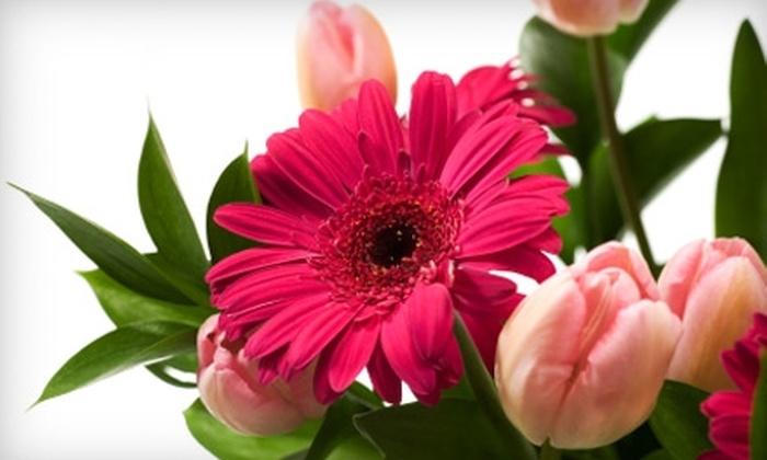 Grode Florist - Erie: $15 for $30 Worth of Floral Arrangements and Delivery from Grode Florist