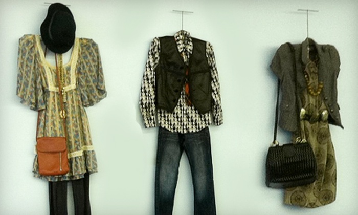 Regeneration - Multiple Locations: $15 for $30 Worth of Resale Clothing and Accessories at Regeneration