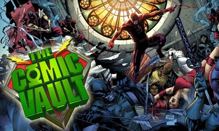 Comic Vault - Ravenswood: $10 for $20 Worth of Comic Books and More at the Comic Vault