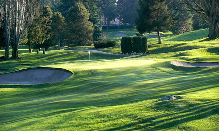 Glen Acres Golf & Country Club - Riverton-Boulevard Park: Golf Outing for Two or Four at Glen Acres Golf & Country Club (Up to 54% Off)