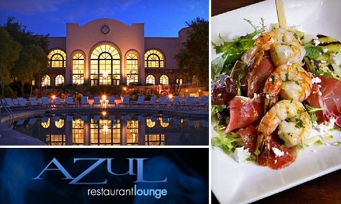 Azul Restaurant and Lounge - La Paloma: $15 for $30 Worth of Mediterranean-Inspired Fare and Drinks at Azul Restaurant and Lounge at The Westin La Paloma