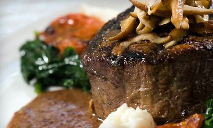 La Grotta Ristorante Italiano - Atlanta: $25 for $50 Worth of Fine Italian Cuisine at La Grotta Ristorante Italiano