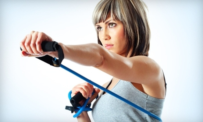 Venus Pole Fitness - Modesto: $15 for Two Drop-In Boot Camp Sessions at Venus Pole Fitness ($40 Value)