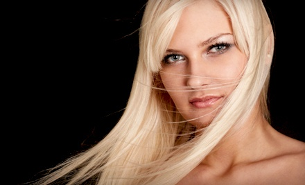 Haircut, Full Highlights or All-Over Color, and Deep-Conditioning Treatment (up to a $155 value) - Eclipse Salon and Spa in Colleyville