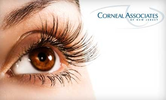 Corneal Associates of New Jersey - West Orange: $3,200 for a Complete Laser Vision Correction at Corneal Associates of New Jersey in West Orange ($7400 Value)