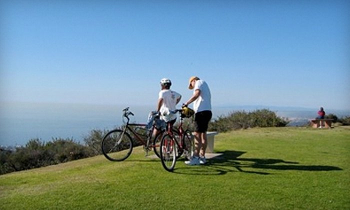 Bike and Kayak Tours, Inc. - La Jolla Shores: All-Day Bike-Outing Package for Two or Four from Bike and Kayak Tours, Inc. in La Jolla