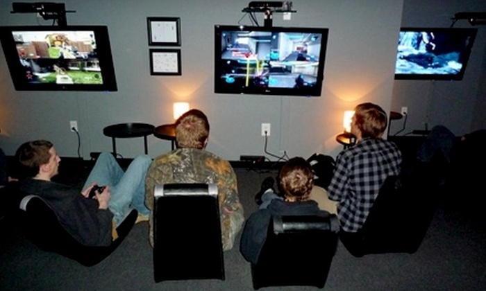Strafe Gaming Lounge - Raleigh / Durham: Unlimited Gaming or a Birthday Party at Strafe Gaming Lounge. Choose from Three Options.