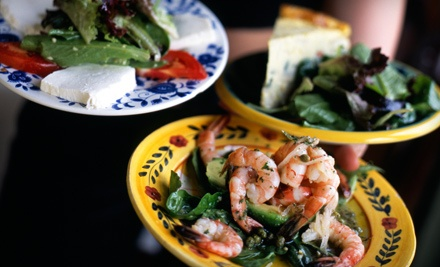 Dinner for 2 (up to a $38 value) - Alter Ego Tapas & Lounge in Columbia