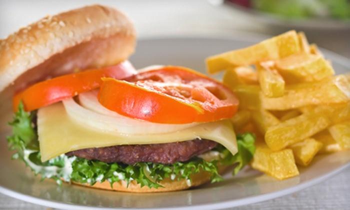 Cafe USA - Sapulpa: $7 for $14 Worth of Classic American Fare at Cafe USA in Sapulpa