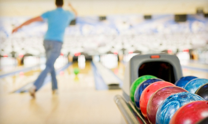 Pro Bowl - Suamico: $12 for Bowling Outing for Up to Five People at Pro Bowl (Up to $45 Value)