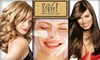 Bravo Salon - Central Scottsdale: $85 for a Facial, Massage, Haircut, Styling, and Moroccan Oil Scalp Massage at Bravo Salon & Day Spa ($149 Value)