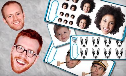 $20 Worth of Custom Sticker Portraits - My Sticker Face.com in