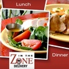 In the Zone (food delivery) **NAT** - San Antonio: $19 for One Day of Freshly Prepared Breakfast, Lunch, Dinner, Dessert, and Snack from In The Zone Delivery (Up to $60 Value)