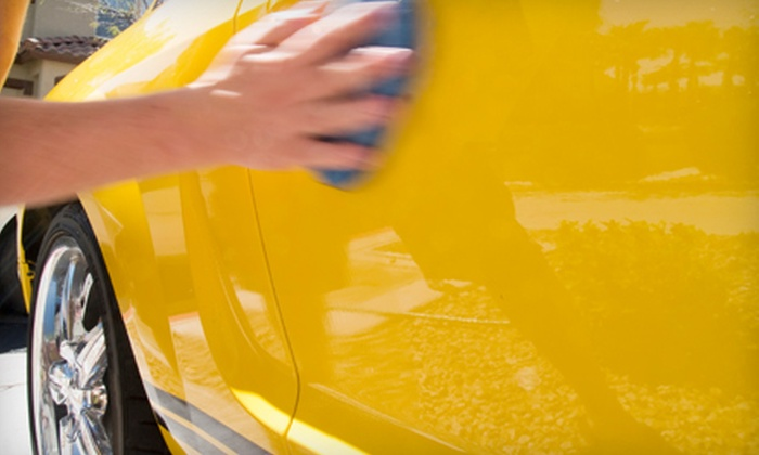 Dealer Detail Services - Walnut Valley: $89 for Complete Auto-Detailing Package at Dealer Detail Services (Up to $189 Value)