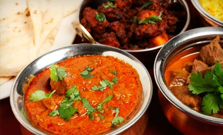 $25 Groupon to Tandoor Indian Restaurant - Tandoor Indian Restaurant in Chapel Hill