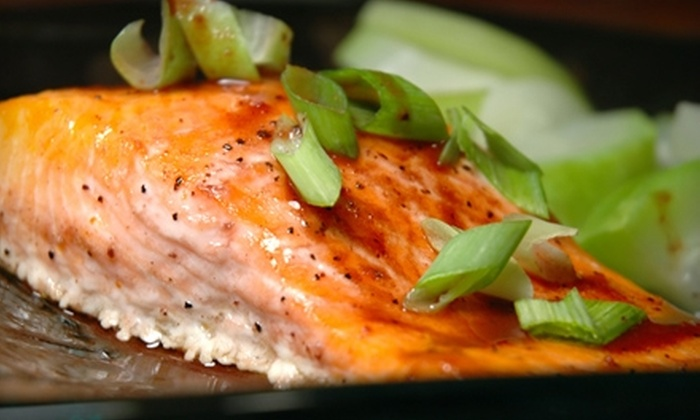 Christopher Daniel - Cockeysville: $20 for $40 Worth of Dinner Fare and Drinks at Christopher Daniel in Timonium (or $10 for $20 Worth of Lunch Fare)