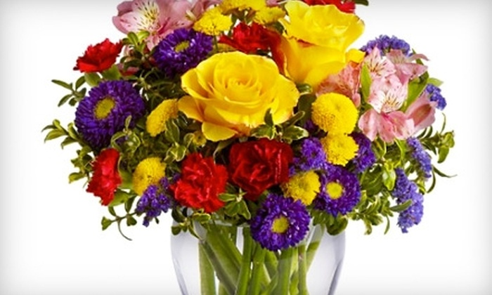 Heritage Florist - Medford: $25 for $50 Worth of Flowers and Gifts at Heritage Florist in Medford