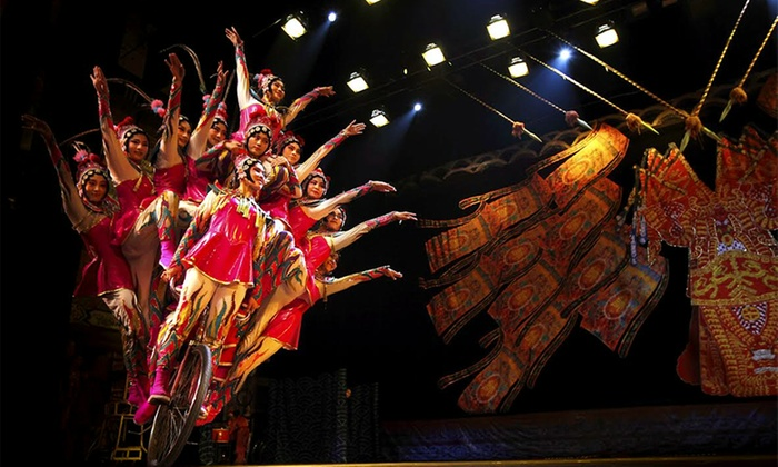 """National Circus and Acrobats of China """"Peking Dreams"""" - Florence Civic Center: National Circus and Acrobats of the People's Republic of China: """"Peking Dreams"""" on October 29"""