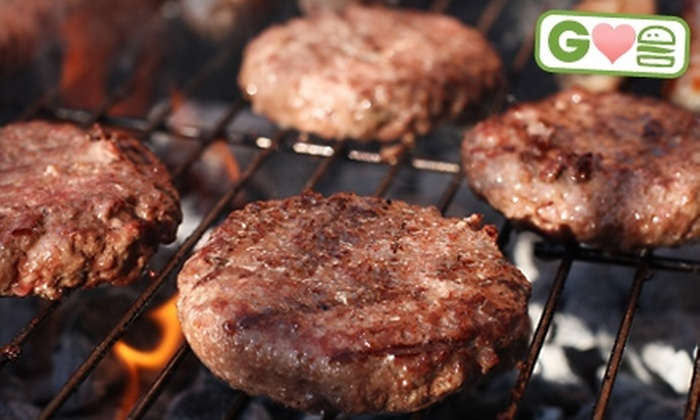 The Concord Grill - Concord: $10 for $20 Worth of Burgers and Grilled Fare at The Concord Grill