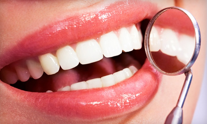 Jefferson Dental Clinics - Multiple Locations: Exam and X-rays or Exam, X-rays, and Cleaning at Jefferson Dental Clinics